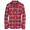 Kuhl Women's Alina Flannel - Red Spice