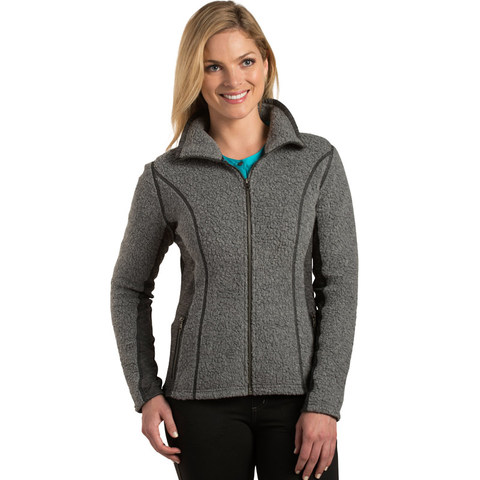 Kuhl Women's Kozet Full-Zip Jacket - Ash