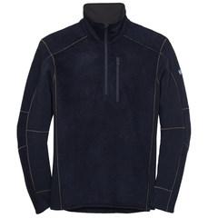 Kuhl Men's Interceptr Quarter Zip Fleece- Mutiny Blue