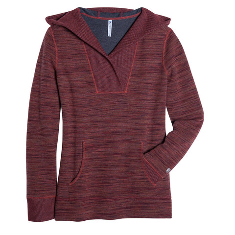 Kuhl Women's Isla Hoody - Red Spice