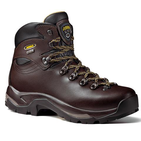 Asolo TPS 520 GV Men's Backpacking Boots-Chestnut