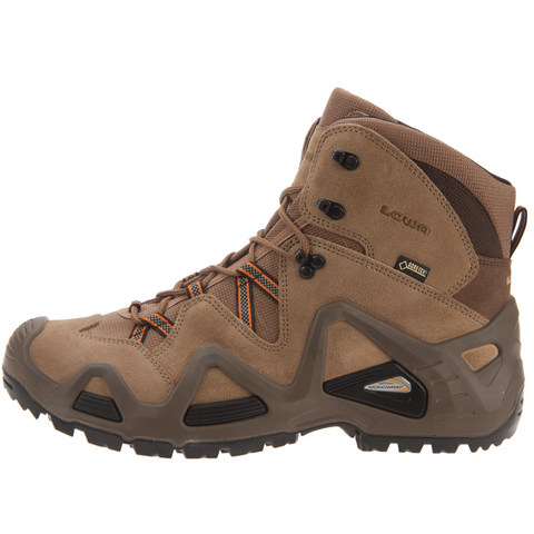 Lowa Zephyr GTX Mid TF Boot - Beige/Brown