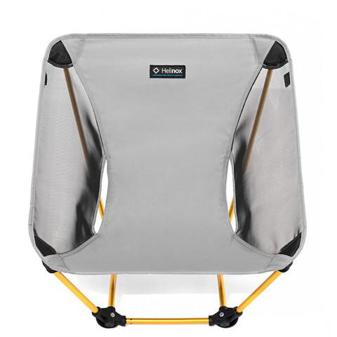 Big Agnes Helinox Ground Chair-Cloudburst Gray