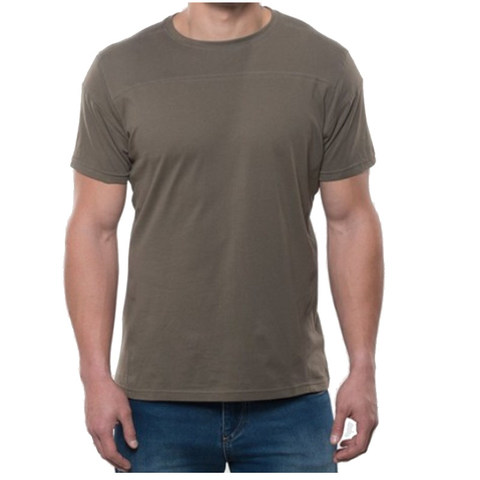 Kuhl Men's Blast Short-Sleeve Shirt - Gun Metal