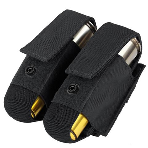 Condor MA13-002  Double 40mm Grenade Pouch - Black