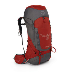 Osprey Volt 60 Backpack-Carmine Red
