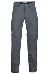 Marmot Men's Transcend Convertible Trail Pant - Slate Grey