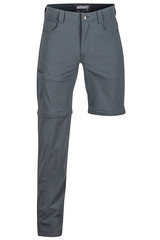 Marmot Men's Transcend Convertible Trail Pant - Slate Grey