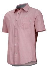 Marmot Men's Dorset SS Shirt - Retro Red