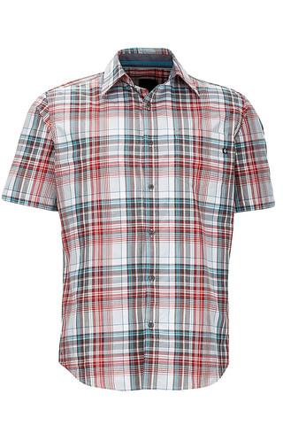 Marmot Men's Dobson SS Shirt - Port