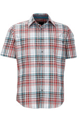 Marmot Men's Dobson SS Shirt - Port
