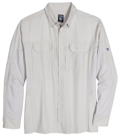 Kuhl Men's Airspeed LS Shirt - Natural
