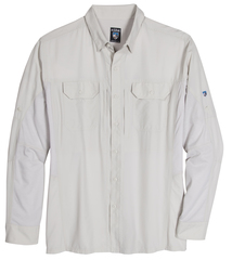 Kuhl Men's Airspeed LS Shirt - Natural