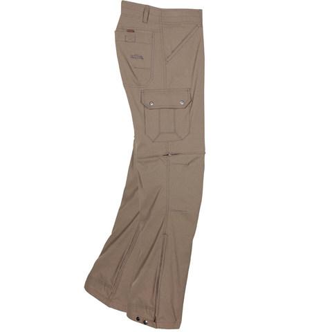 Kuhl Men's Renegade Convertible Pants - Buckskin Khaki