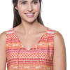 Kuhl Womens Flora Tank -Front Detail
