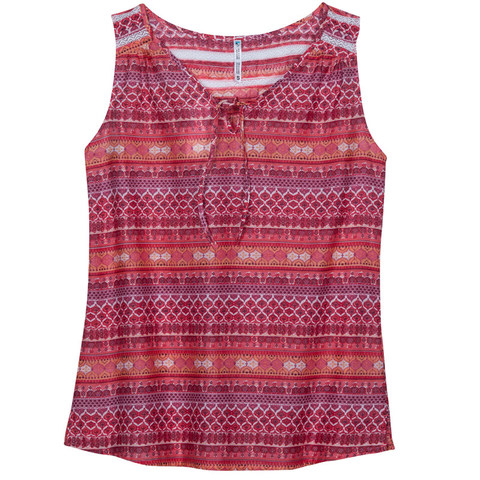 Kuhl Womens Flora Tank -Cactus Bloom