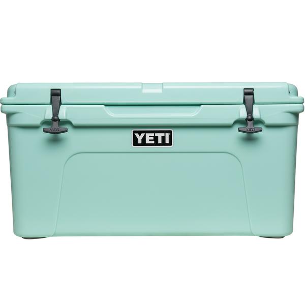 Yeti 65 QT. Tundra Cooler - Seafoam Green