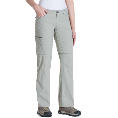 Kuhl Women's Kliffside Convertible Pants - Khaki