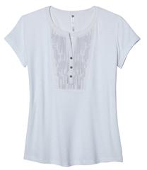 Kuhl Women's Deja SS Shirt - White