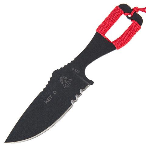 TOPS Key D Neck-Belt Knife