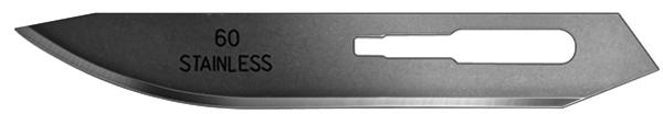 Havalon Piranta #60XT Quik-Change Replacement Blades - 12 Pack