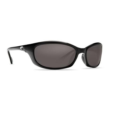 Costa Harpoon Sunglasses  costa harpoon black 580p sunglasses polarized gray