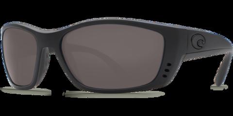 Costa Fisch Blackout 580P Sunglasses - Polarized Gray