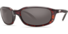 Costa Brine Tortoise 580P Sunglasses - Polarized Copper