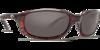 Costa Brine Tortoise 580P Sunglasses - Polarized Copper