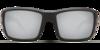 Costa Permit Blackout 580P Sunglasses - Polarized Silver