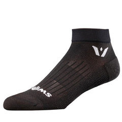 Swiftwick Aspire One Socks-Black