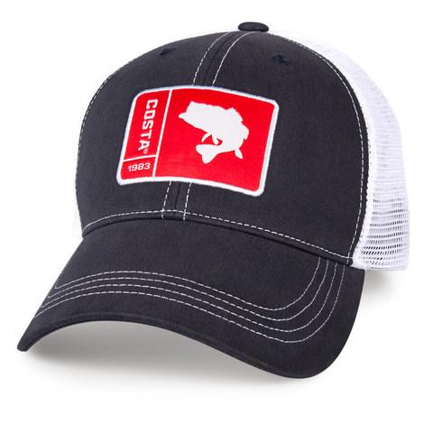 Costa Original Patch Bass Hat - Navy