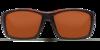 Costa Cortez Tortoise 580P Sunglasses - Polarized Copper