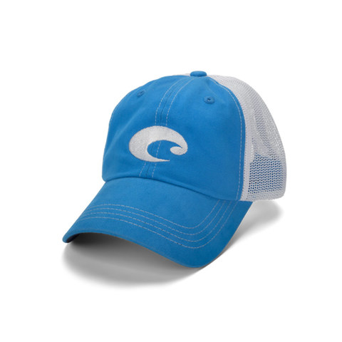 Costa Mesh Hat - Blue