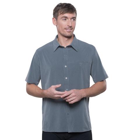 Kuhl Men's Renegade Short Sleeve Shirt - Phantom