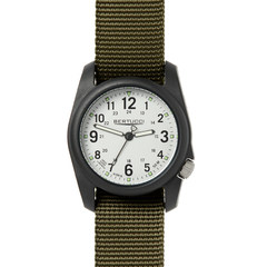 Bertucci 11049 DX3 Field Performance Watch -Stone - Defender Olive Band