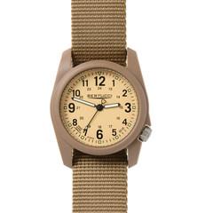 Bertucci 11021 DX3 Field Watch - Khaki / Coyote