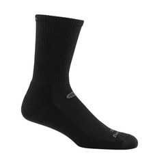 Darn Tough 33001 Micro-Crew Light Cushion Plus Boot Socks - Black