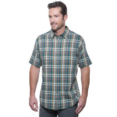 Kuhl Men's Skorpio Short Sleeve Shirt - Arbor Green