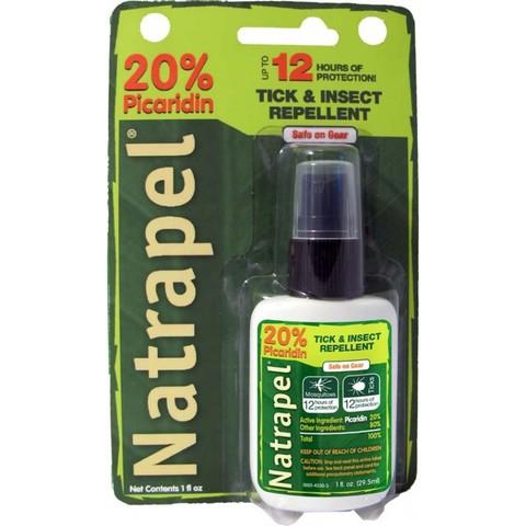 Natrapel 12 Hour Insect Repellent 1 oz. Pump