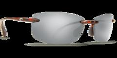 Costa Ballast Tortoise 580P Sunglasses - Polarized Silver Mirror