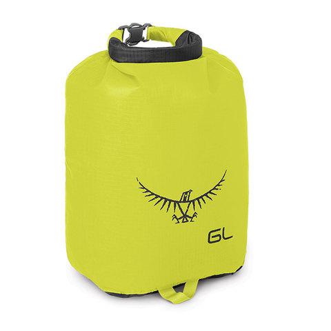 Osprey Ultralight Dry Sack 6 Liter - Electric Lime
