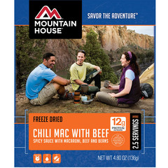 Mountain House Chili Mac with Beef Entree
