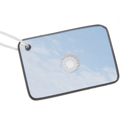 S.I. Howard Glass 2 inch x 3 inch Signal Mirror - M-33