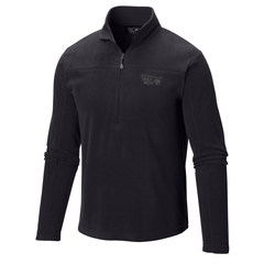 Mountain Hardwear MicroChill Lite Zip T - Black