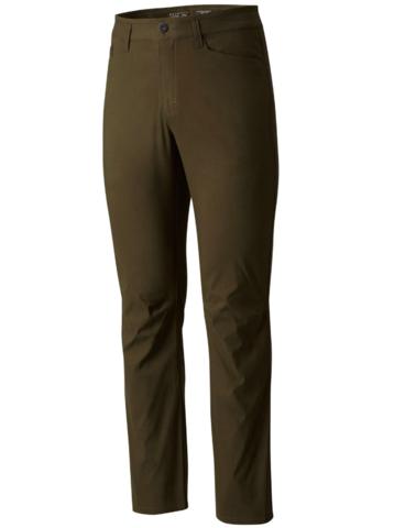 Mountain Hardwear Men's Hardwear AP™ 5-Pocket Pant - Peatmoss