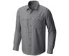 Mountain Hardwear Men's Canyon Long Sleeve Shirt - Manta Grey