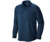 Mountain Hardwear Men's Canyon Long Sleeve Shirt - Hardwear Navy