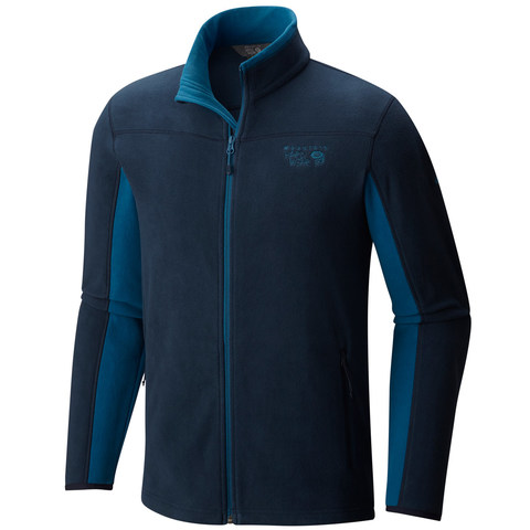 Mountain Hardwear Men's Microchill 2.0 Jacket - Hardware Navy