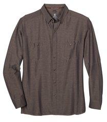 Kuhl Men's Reklaimr LS Shirt - Walnut